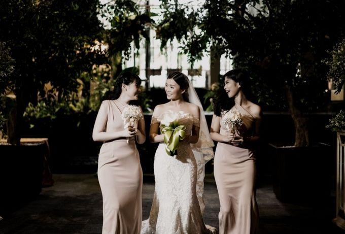 The Wedding of Edwin and Maya by W The Organizer - 020