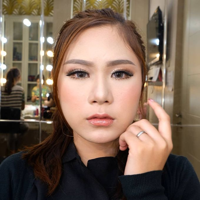 Makeup For Ms.Feby by Nathalia Tjan Makeup - 002