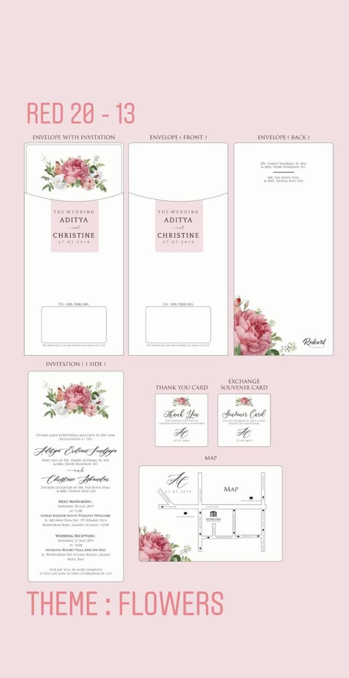 Template Design Softcover II by Red Card - 004