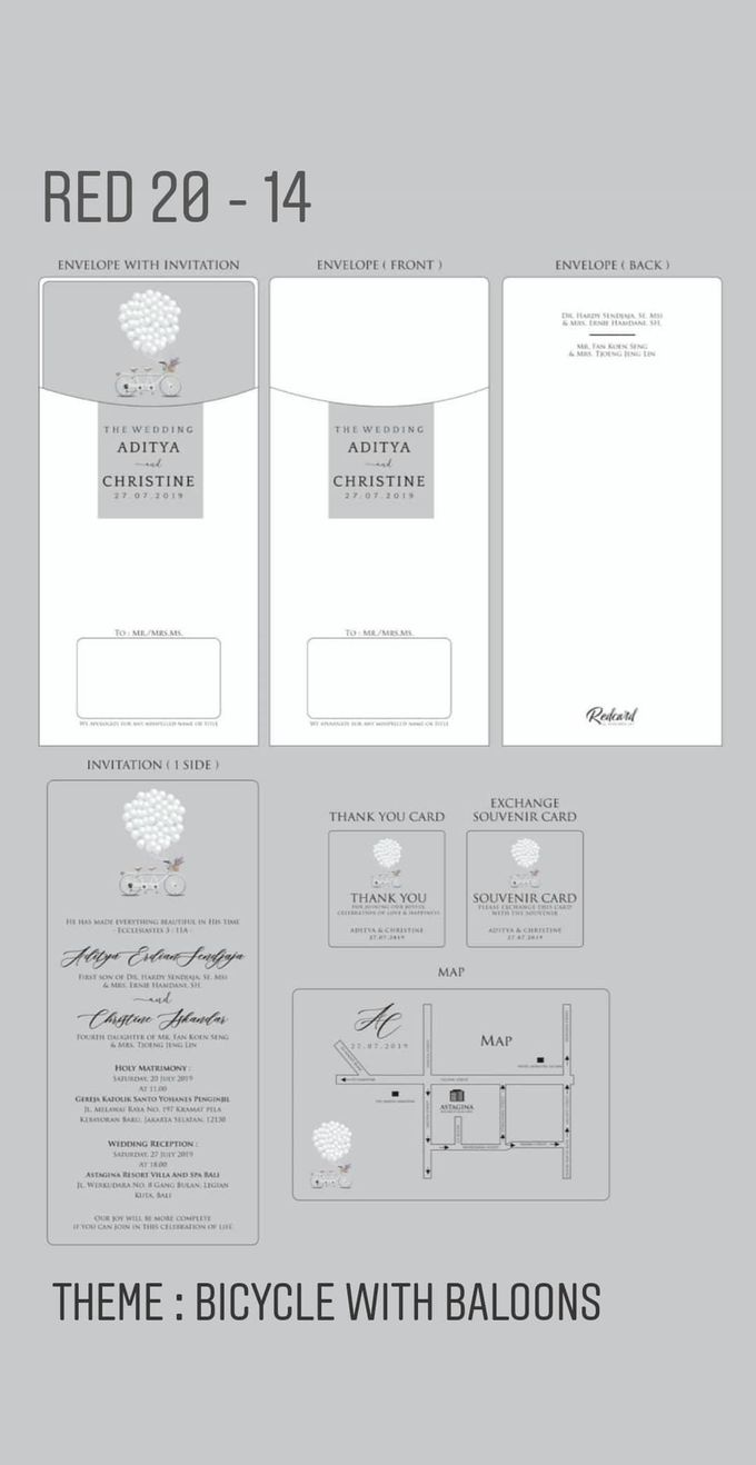 Template Design Softcover II by Red Card - 003