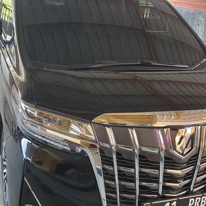 New Alphard Transformer by Bubu Wedding Car - 006