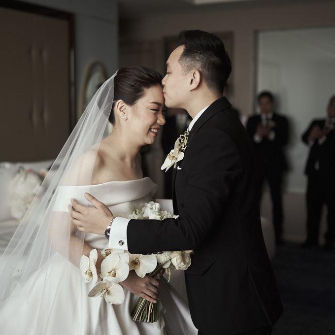 Wedding of Aron & Cyndy by Priscilla Myrna - 002