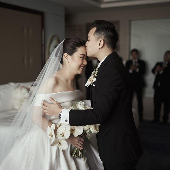Wedding of Aron & Cyndy by Priscilla Myrna - 004