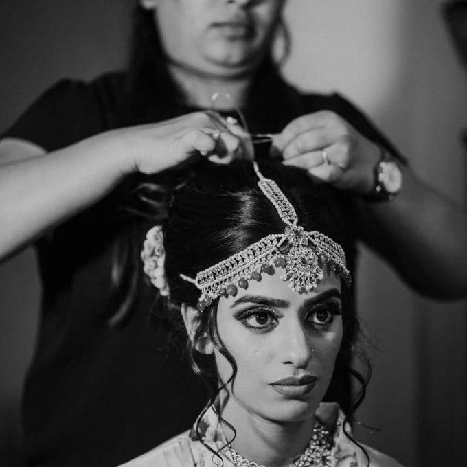 Bridal Makeup by Charites Professional Makeup - 027