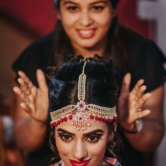 Bridal Makeup by Charites Professional Makeup - 029