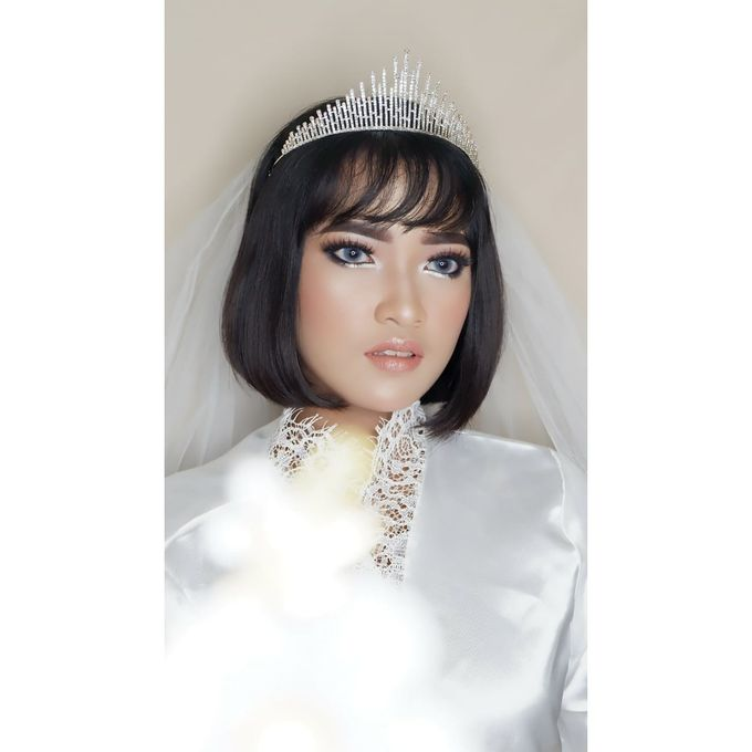 Photoshoot and Wedding Galery by KIN NUMBER BEAUTY LOUNGE & STUDIO - 005