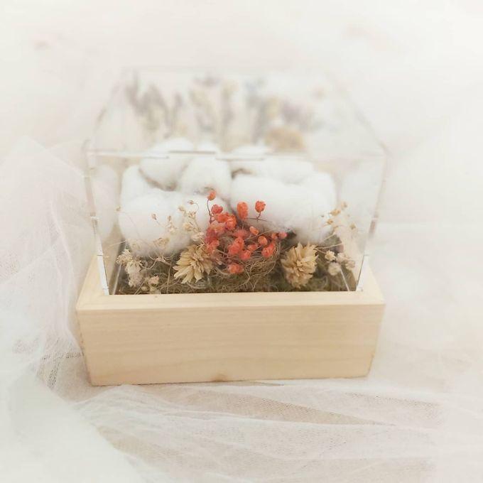 Ring box by Seserahan Darihati - 036