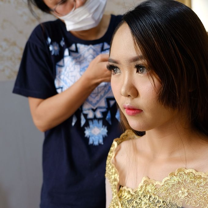 Photoshoot and Wedding Galery by KIN NUMBER BEAUTY LOUNGE & STUDIO - 032