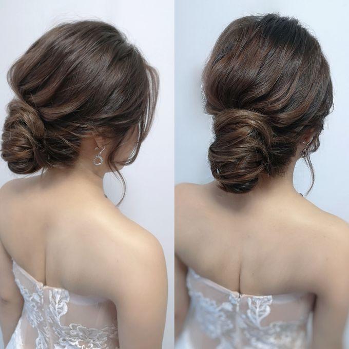 Hairdos  by Shino Makeup & Hairstyling - 002