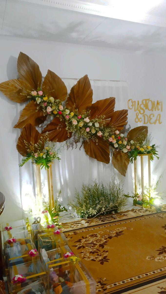 Wedding of Gustomi & dea by Kyukyu organzier - 001