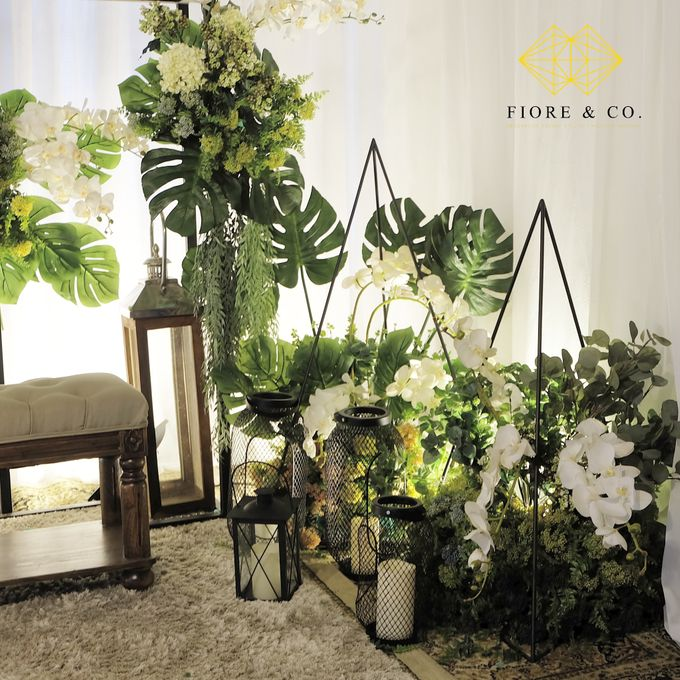 """URBAN JUNGLE"" by FIORE & Co. Decoration - 003"