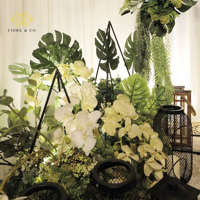 """URBAN JUNGLE"" by FIORE & Co. Decoration - 004"