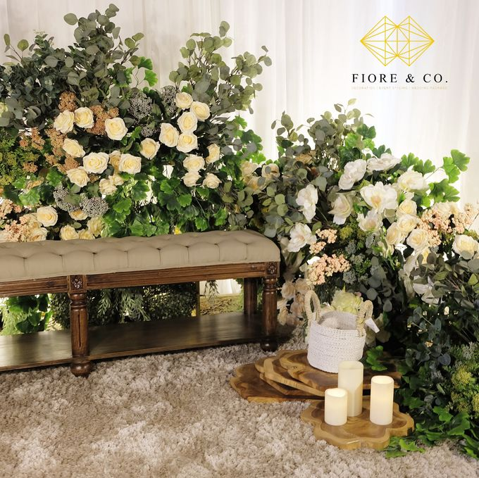 """""""SUMMER RUSTIC"""" by FIORE & Co. Decoration - 005"""
