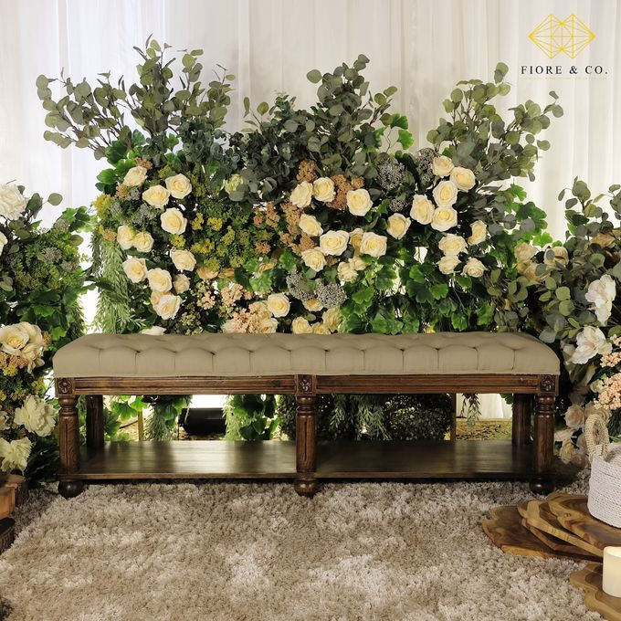 """""""SUMMER RUSTIC"""" by FIORE & Co. Decoration - 006"""
