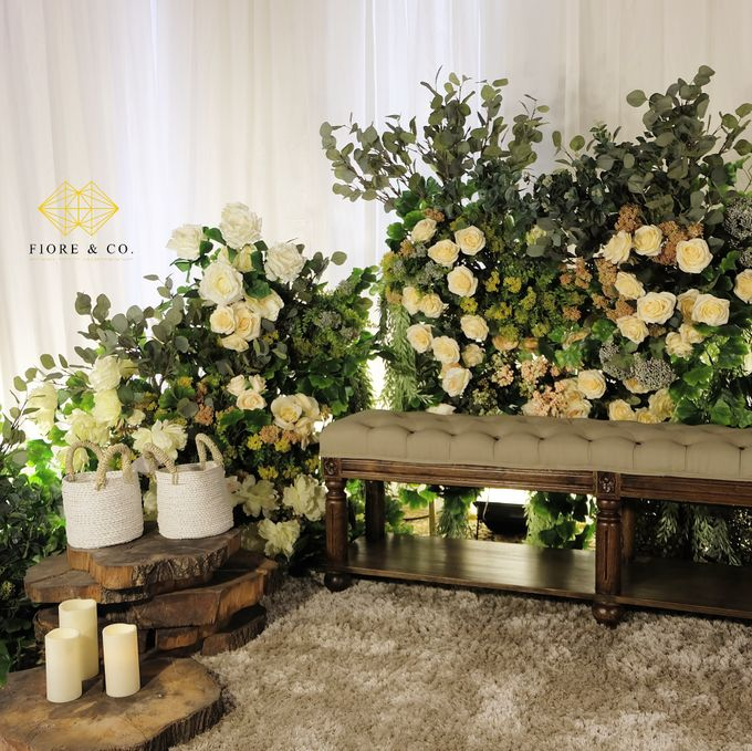 """""""SUMMER RUSTIC"""" by FIORE & Co. Decoration - 004"""