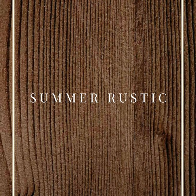 """""""SUMMER RUSTIC"""" by FIORE & Co. Decoration - 002"""