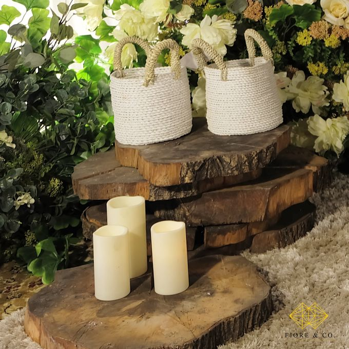 """""""SUMMER RUSTIC"""" by FIORE & Co. Decoration - 001"""