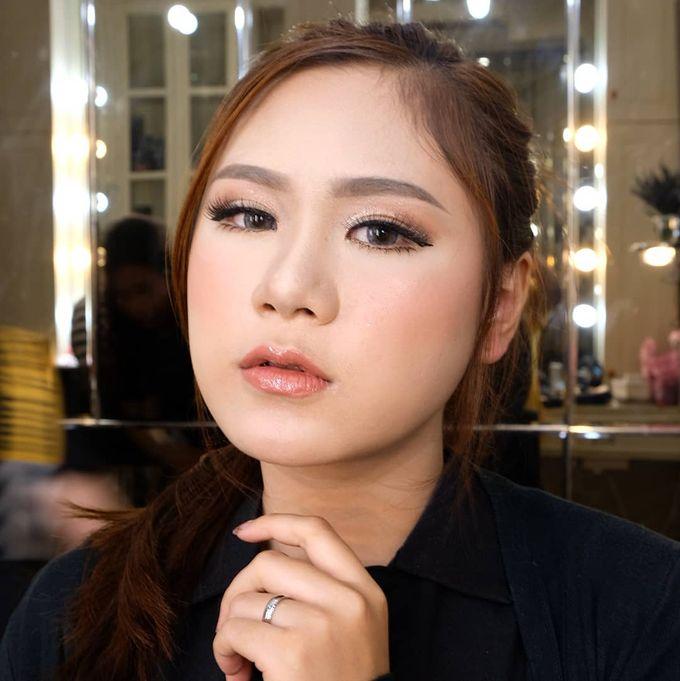 Makeup For Ms.Feby by Nathalia Tjan Makeup - 001