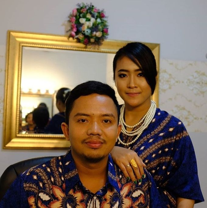 Photoshoot and Wedding Galery by KIN NUMBER BEAUTY LOUNGE & STUDIO - 017