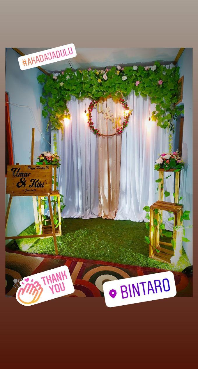 Wedding of Umar & Kiki by Kyukyu organzier - 003