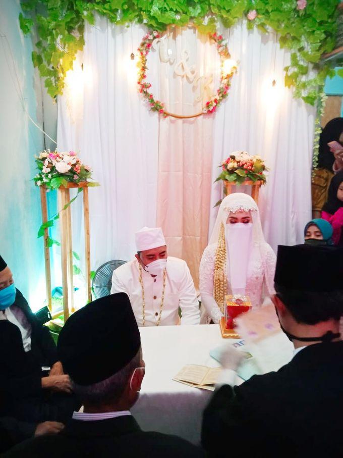Wedding of Umar & Kiki by Kyukyu organzier - 002