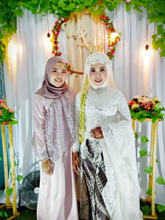 Wedding of Umar & Kiki by Kyukyu organzier - 001