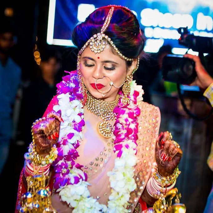 Bridal Makeup by Charites Professional Makeup - 032