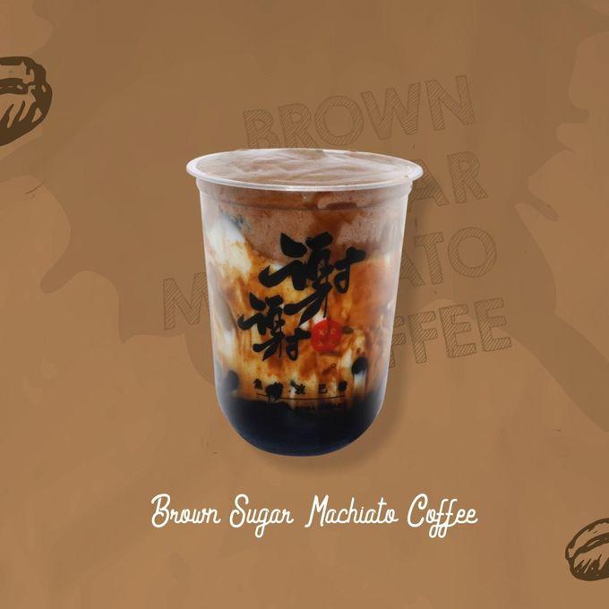 Coffee Menu by Xie Xie Boba - 004