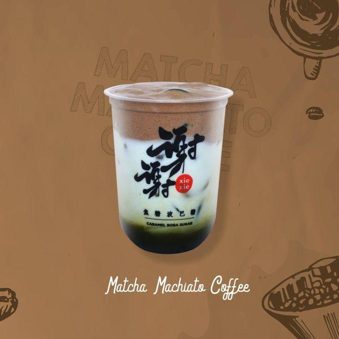 Coffee Menu by Xie Xie Boba - 001