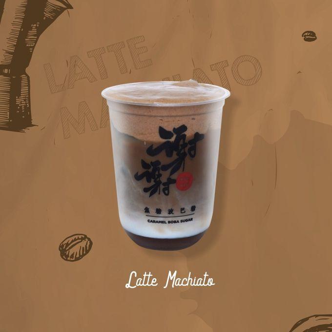 Xie Xie Boba Menu by Xie Xie Boba - 014