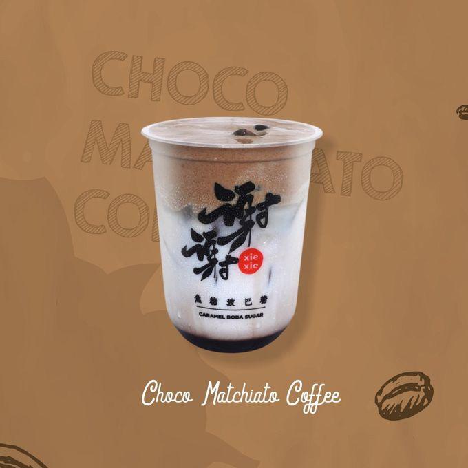 Coffee Menu by Xie Xie Boba - 003