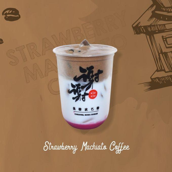 Coffee Menu by Xie Xie Boba - 005