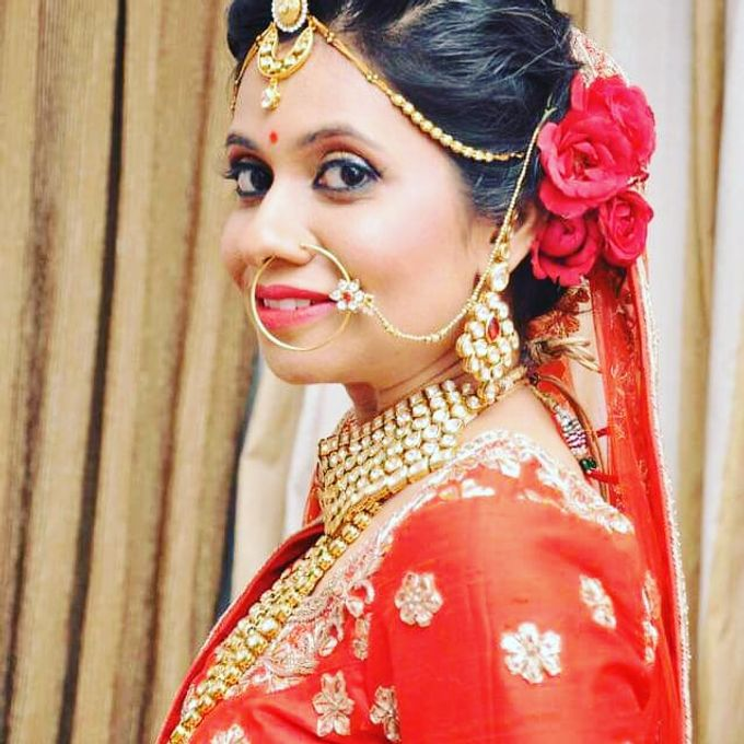 Bridal Makeup by Charites Professional Makeup - 031