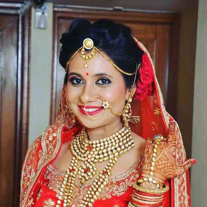 Bridal Makeup by Charites Professional Makeup - 036