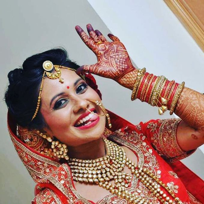 Bridal Makeup by Charites Professional Makeup - 034