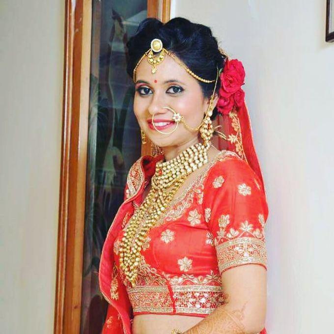 Bridal Makeup by Charites Professional Makeup - 028