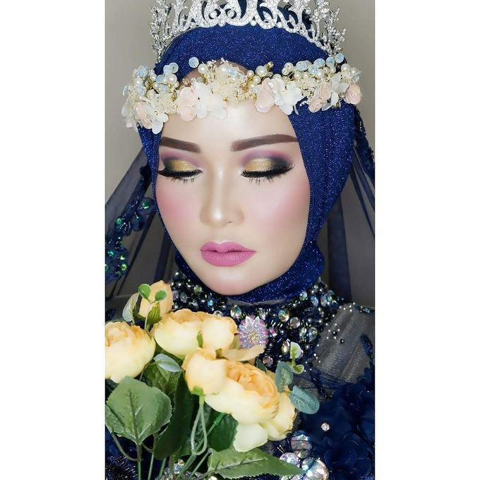 Photoshoot and Wedding Galery by KIN NUMBER BEAUTY LOUNGE & STUDIO - 009