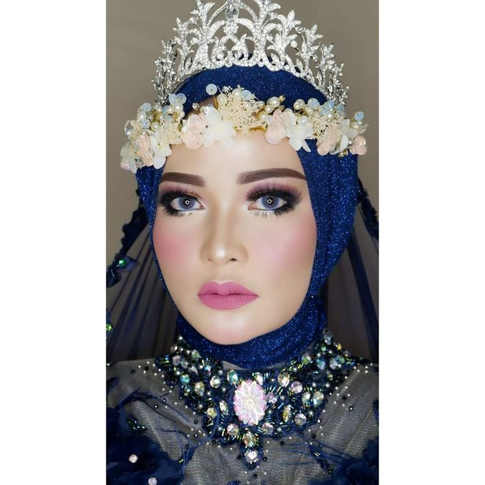Photoshoot and Wedding Galery by KIN NUMBER BEAUTY LOUNGE & STUDIO - 014