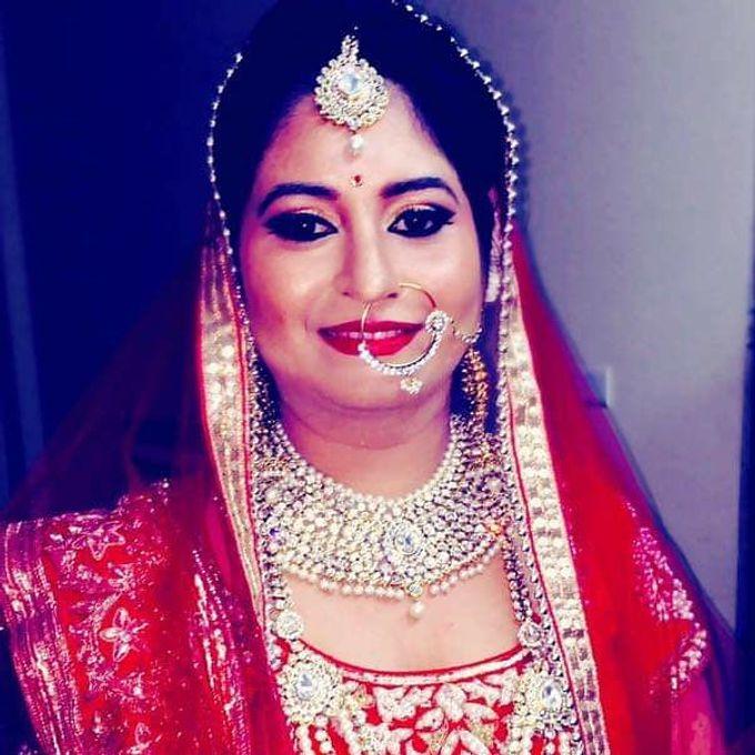 Bridal Makeup by Charites Professional Makeup - 035