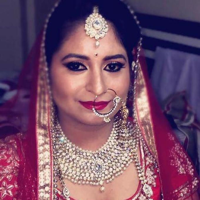 Bridal Makeup by Charites Professional Makeup - 026