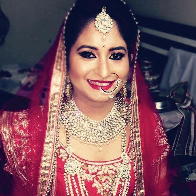 Bridal Makeup by Charites Professional Makeup - 030