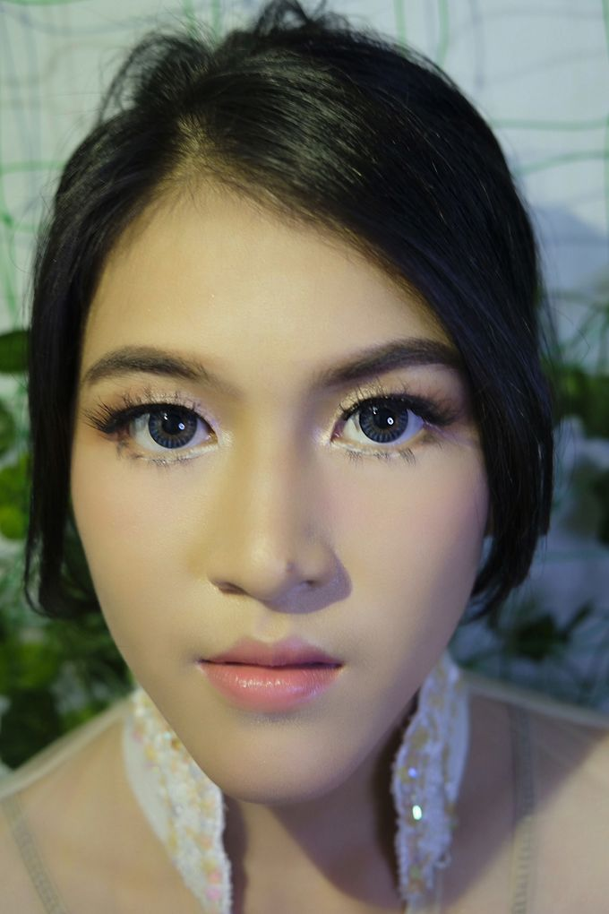 Photoshoot and Wedding Galery by KIN NUMBER BEAUTY LOUNGE & STUDIO - 011
