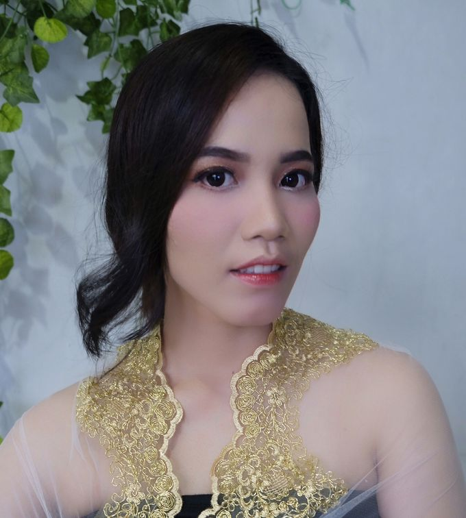 Photoshoot and Wedding Galery by KIN NUMBER BEAUTY LOUNGE & STUDIO - 002