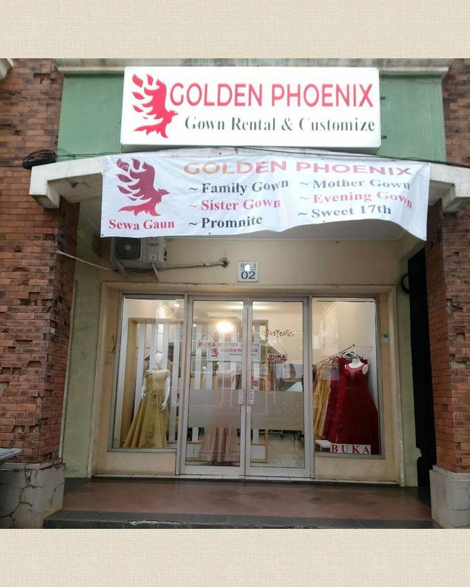 Golden Phoenix Boutique Gallery by Golden Phoenix Rent Gown - 001