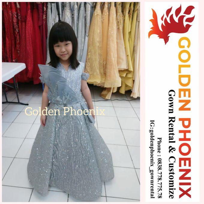 Sewa Gaun Dress Mama Sister Prewedding by Golden Phoenix Rent Gown - 011