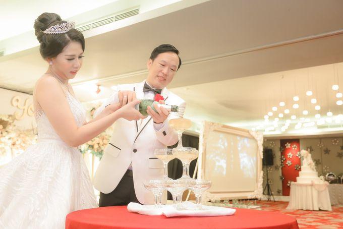 Wedding of Andy & Yosi by Sparkling Organizer - 008