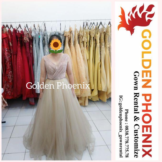 Sewa Gaun Dress Mama Sister Prewedding by Golden Phoenix Rent Gown - 012