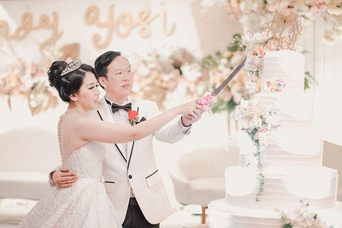 Wedding of Andy & Yosi by Sparkling Organizer - 009