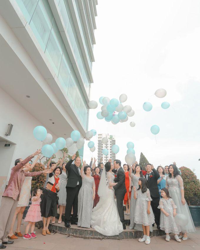 Wedding of Andy & Yosi by Sparkling Organizer - 007