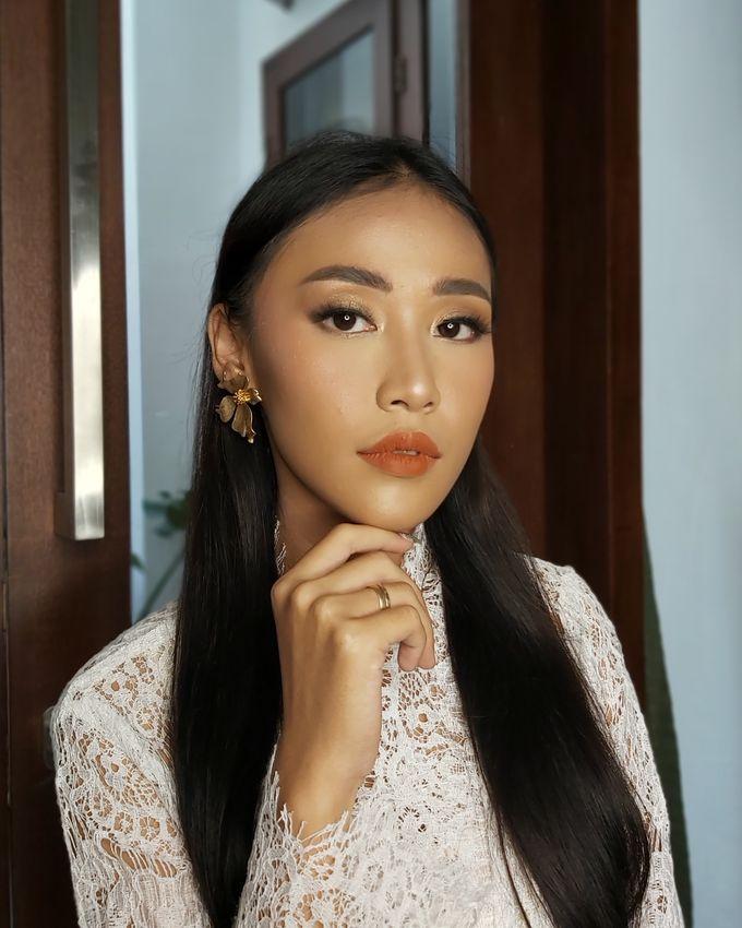 Classic Beauty Bridal Makeup by Nikki Liem MUA - 005